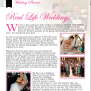 Weddings and Occasions - Autumn 2013 Issue