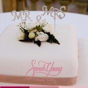 Cake Mr & Mrs