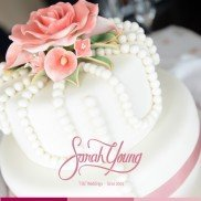 Cake with pearls3