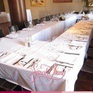 Dinner table set-up inside2