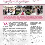 Weddings & Services Magazine - Autumn 2014